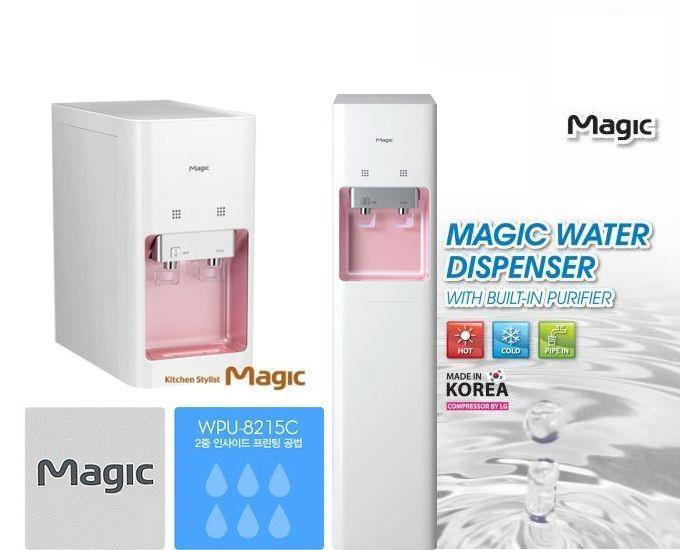 Magic WPU8215c Korea Hot and Cold Water Dispenser Filter www.ck.com.my