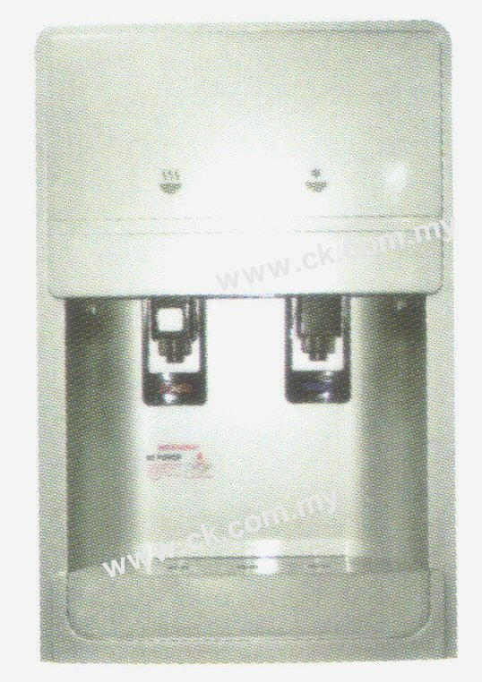 Dn20 Hot And Cold Water Dispenser 4 Stage Filter